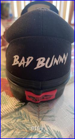Bad Bunny Custom Shoes