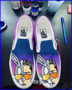 Bad bunny vans