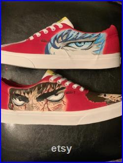 Berserk custom shoes