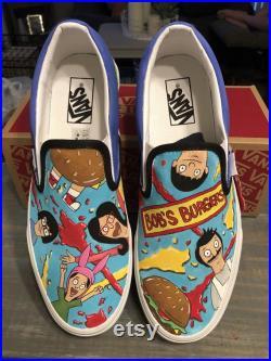 Bob s Burgers Customs