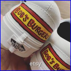 Bob s Burgers Vans
