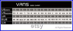 Custom Black Slip On Vans Personalize With Any Image Pets, Kids, Bands, Movies.