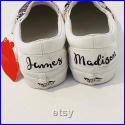 Custom College Sneakers
