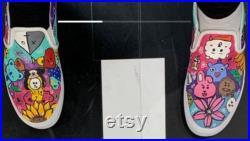 Custom Kpop Shoes