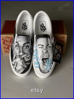 Custom Mac Miller Vans
