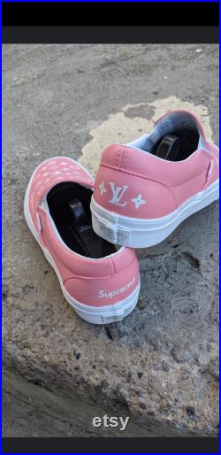 Custom painted Vans, all sizes and colors available