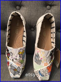 Disney Toms Shoes