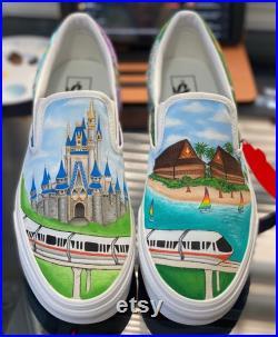 Disney park customs