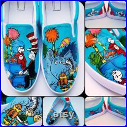 Dr. Seuss Mashup Shoes