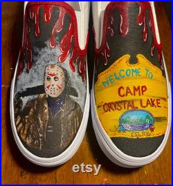 Friday the 13th shoes