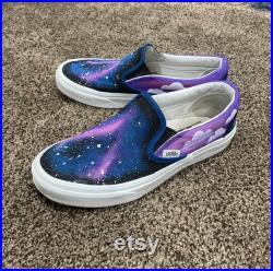 Galaxy Disney Shoes
