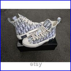Handmade Shoes, Custom Shoes,Trendy Sneakers.Women and Men,Hand-painted Adult Size Custom Shoes 2