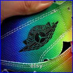 J BALVIN X Nike Air Jordan 1 HIGH OG