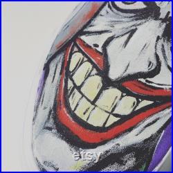 Joker Custom Vans