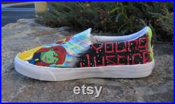 Men's Young Justice Shoes