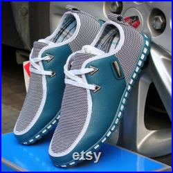 Mens Casual Summer Shoes Casual Men's Comfortable Shoes Fashion Sneakers for Men.
