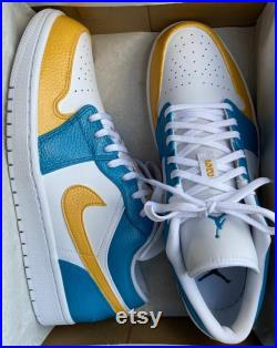 Nike Air Jordan X Customise Your Own Colours
