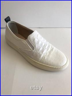 SLIPON SNEAKERS MAN Vera Leather