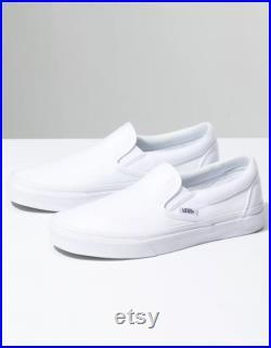 SLIP ON VANS, Custom Shoes, Custom Vans, Disney Vans, Painted Vans, Hand Painted Shoes, Custom, Disney Shoes, Character Shoes, Kids Shoes