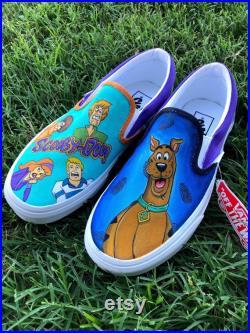 Scooby Doo customs