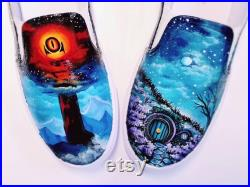 The Lord of the Rings Inspired Shoes