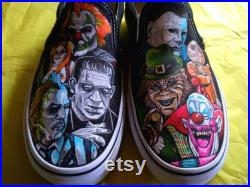 Universe of Horror (Horror shoes)