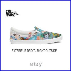 Vans Peter Pan Personalization Shoes (hand-painted)