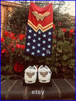 Wonder Women Vans